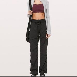 LULULEMON Black Dance Studio Pants 12
